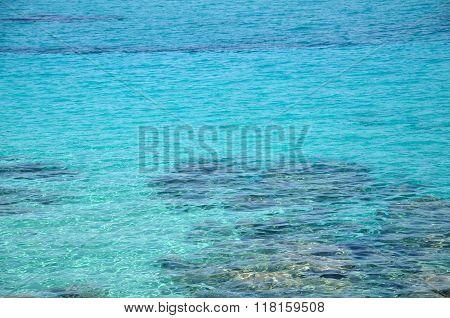 Turquoise Greek Sea