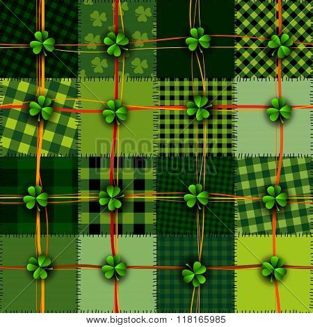 Patchwork St. Patrick Day