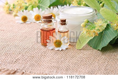 herbal skincare products