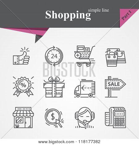 Shopping Part I