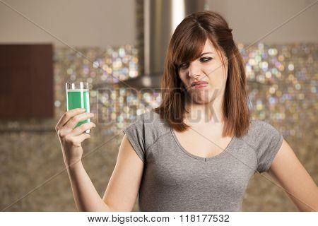 disgusting diet drink