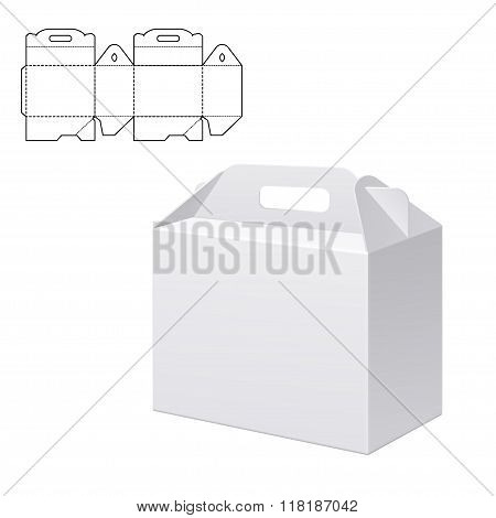 Clear Gift Carton Box
