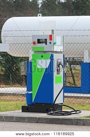 Liquid Petrol Gas