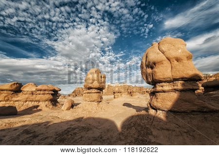 Goblin Valley State Park, Usa