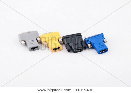 Four Adapters 2