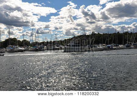 Port of Gananoque, Canada