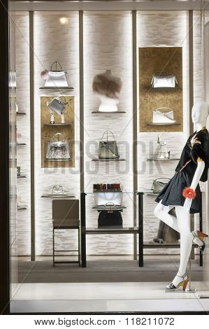 Fashion Retail Display