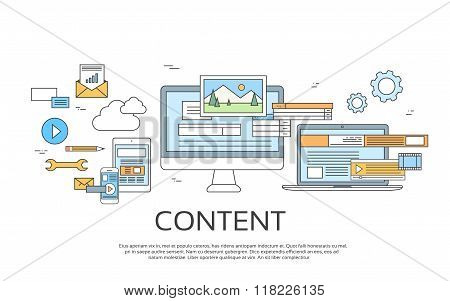 Digital Content Information Technology