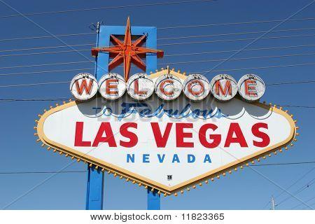 Fabulosa Las Vegas sinal
