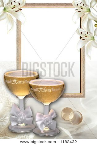 Wedding Greeting Card 1
