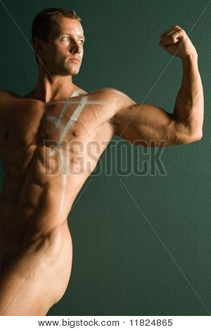 Constructor del cuerpo masculino