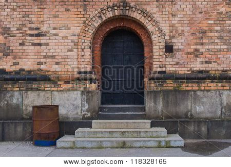 Church Gate, Vienna, Austria