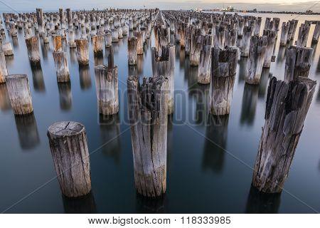 Melbourne Princes Pier, Australia