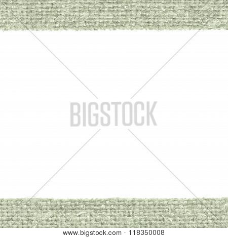 Textile Weft, Fabric Image, Green Canvas, Light Material, Closeup Background