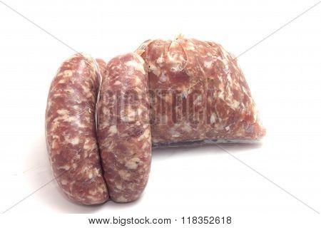 sausage of pork