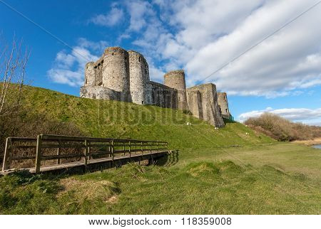 Kidwelly Castle South Wales