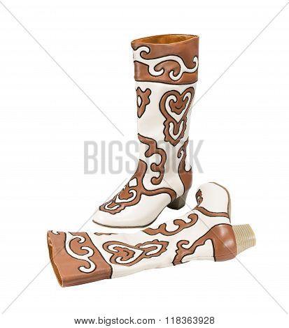 Tatar Women Boots Ichigi