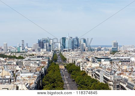 La Defense, Paris, France