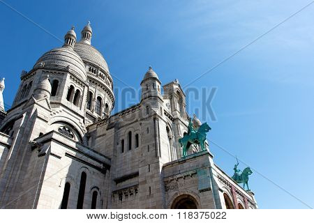 Basilica of the Sacre Couer