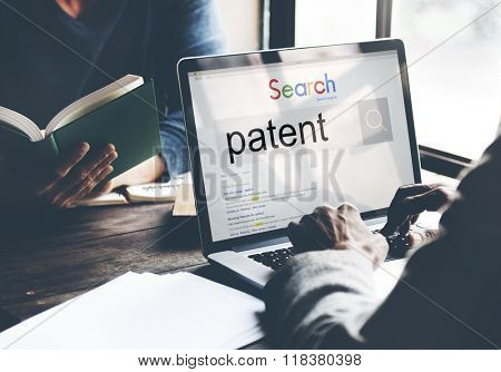Patent Product Legal Trademark Copyright Brand Concept