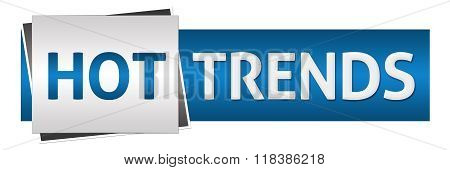 Hot Trends Blue Grey Horizontal