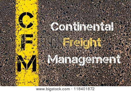 Business Acronym Cfm