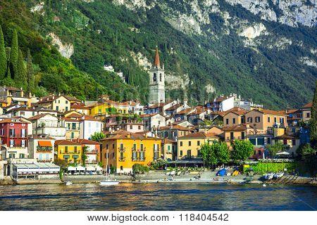 Varenna - pictorial village in Lago di Como - Itay