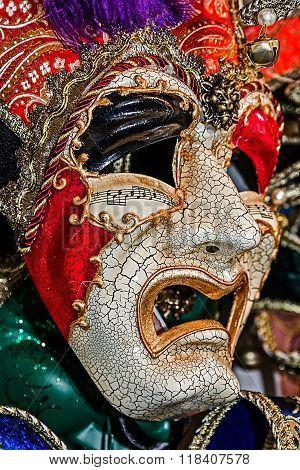 Venezian Mask 23