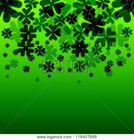 Happy Saint Patrick's Day Background