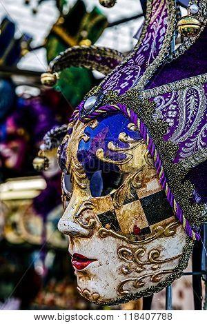 Venezian Mask 21