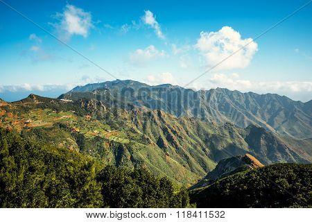Natural park Anaga