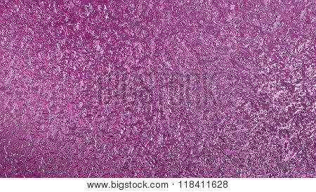 Magenta Metal Liquid Pattern
