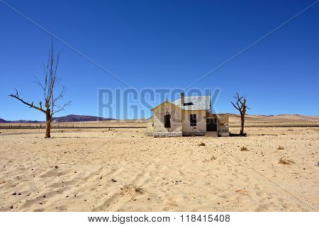 Old Railway Station, Namibia