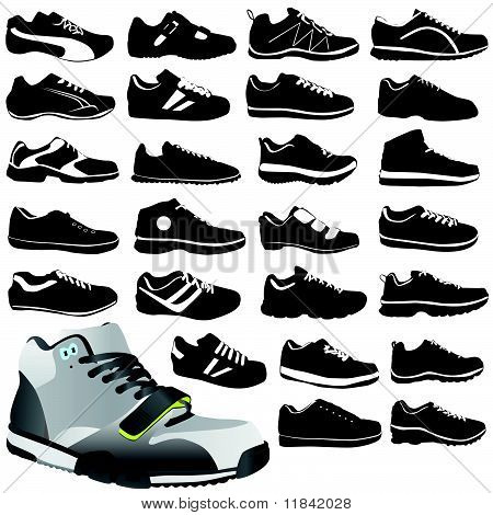 fashion sport shoes