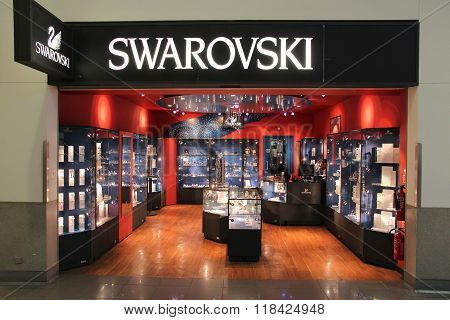 Swarovski Shop