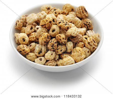 tiger nuts, spanish chufa, superfoods