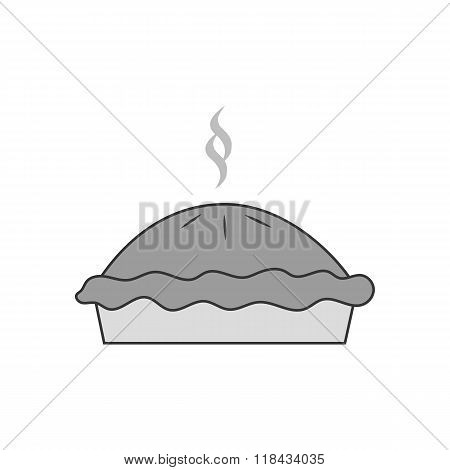 Pie Dessert Icon