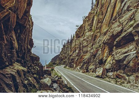 Spectacular Transfagarasan Road, Romania