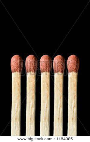 Matchstick Pattern