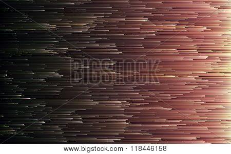 particle flux