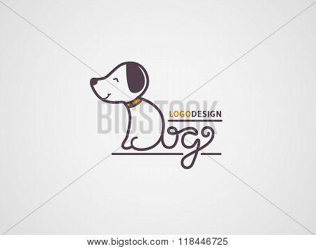 Dog Logo.