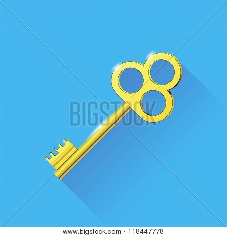 Old Gold Key