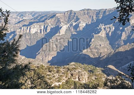 Rugger Copper Canyon In Mexico