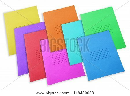 Notebooks - Colorful Covers
