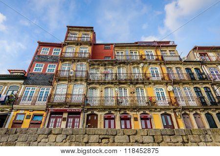 Traditional Quaint Houses