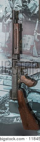 Submachine Gun Thompson