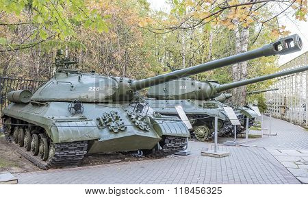 Heavy Tank Is-3 Sample 1944