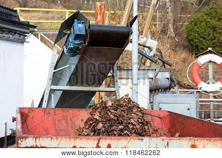 Automated Debris Removal