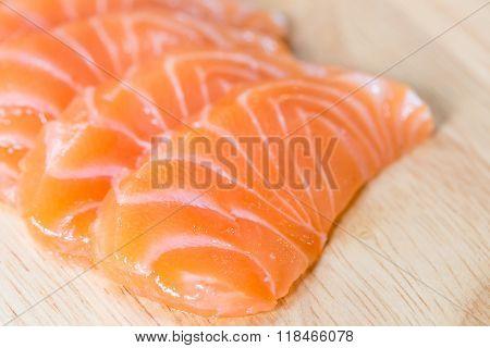 Sashimi, Japanese Food