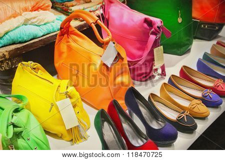 Shoes and bags